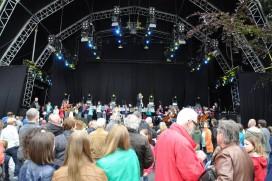 Groot Oosterhouts Familie Orkest een succes