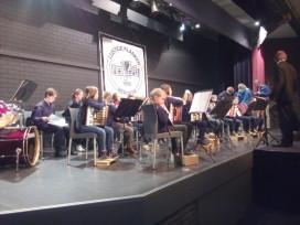 Accordeonvereniging zet een gevarieerd concert neer
